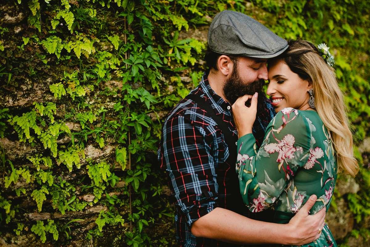 ideias romanticas para ensaio pre casamento
