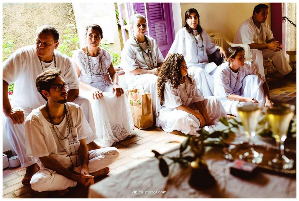 cerimonia de casamento umbandista