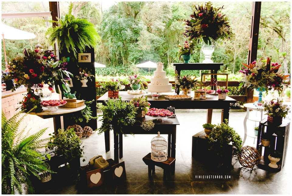 mesa de bolo decoracao casamento espaco natureza sao paulo