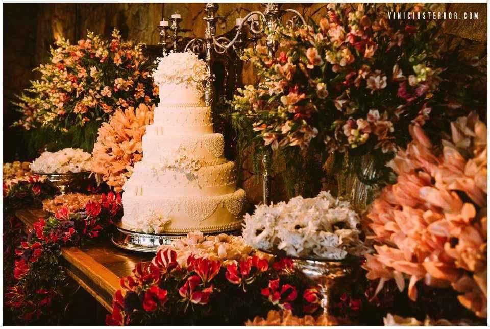 ideias para decoração casamento classico e elegante
